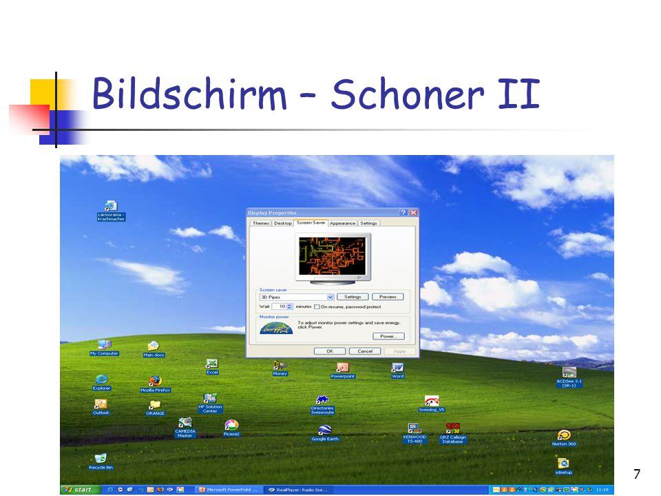 03.04.20157 Bildschirm – Schoner II
