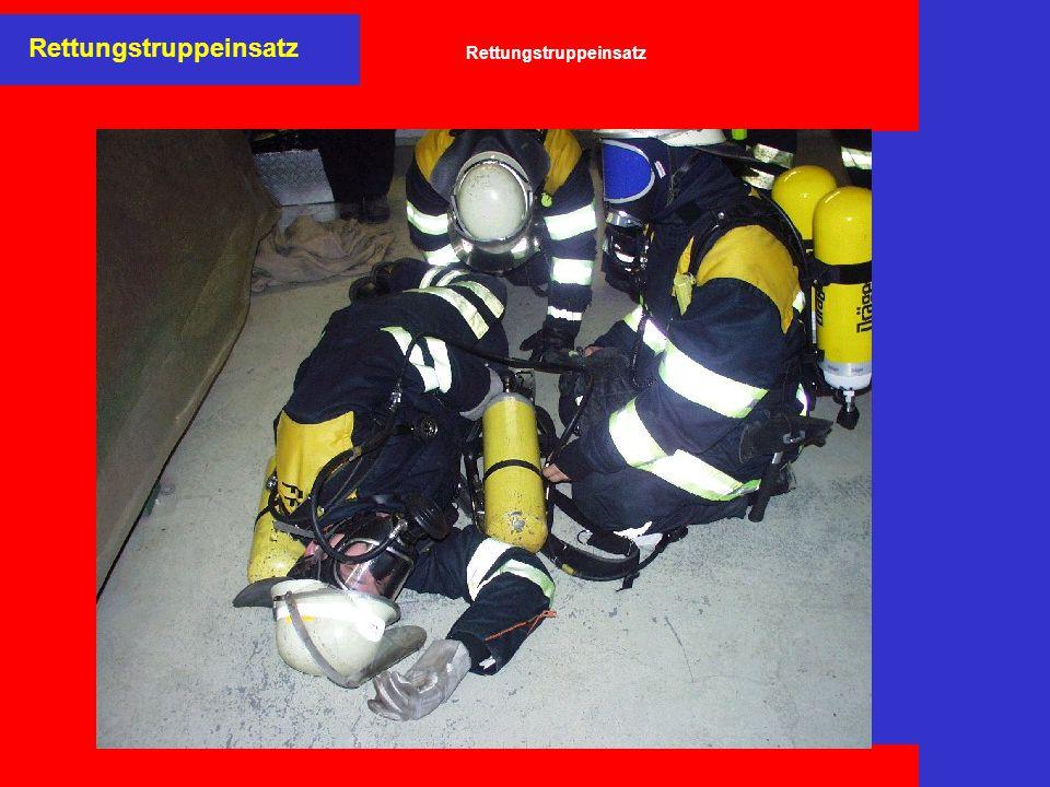 Rettungstruppeinsatz Rettungsmulde Typ Dortmund Rettungsmulde Typ Dortmund