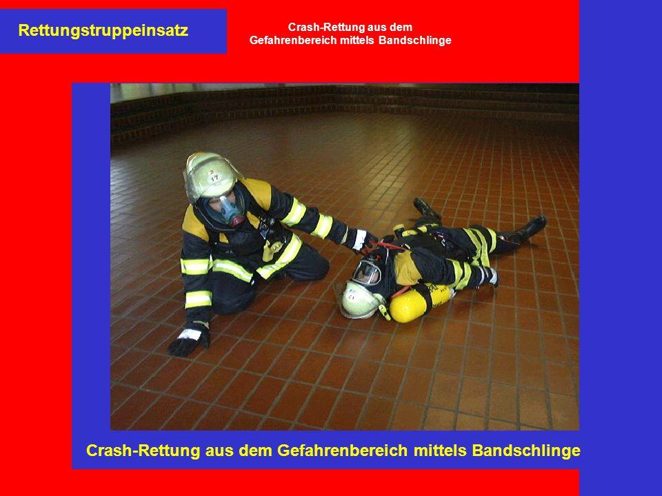 Rettungstruppeinsatz Lage um 18:47