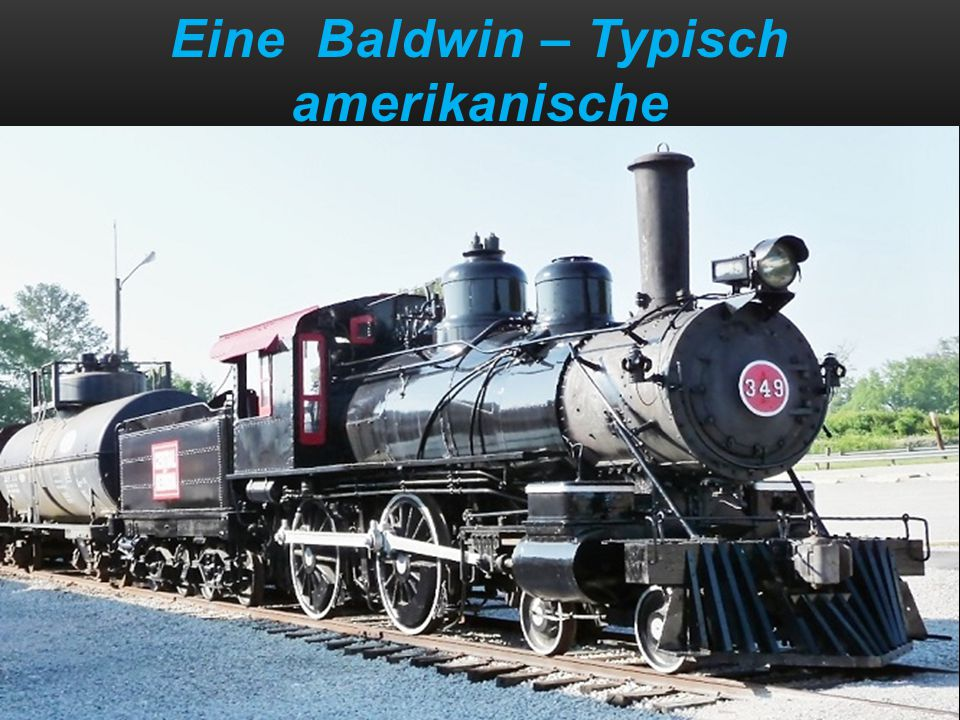 Switscher Dampflok