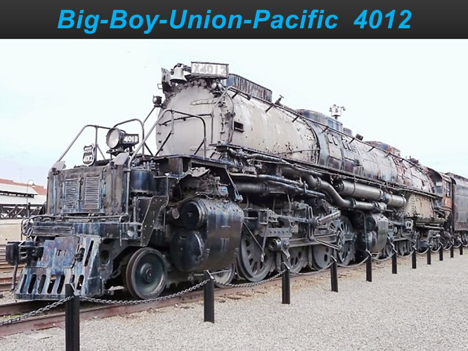 Big-Boy-Union-Pacific 4012