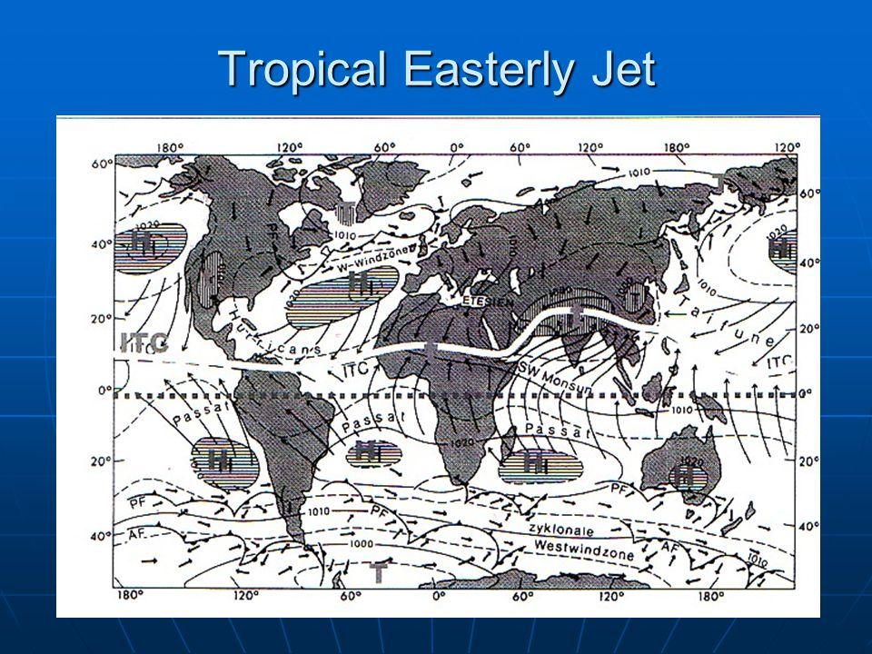 7 Probeklausur 9 Fragen zu den Teilgebieten Klimatologie, Hydrologie und Geomorphologie Bearbeitungszeit ca.