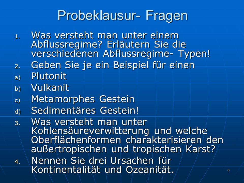 19 Probeklausur- Antwortvorschläge iii.