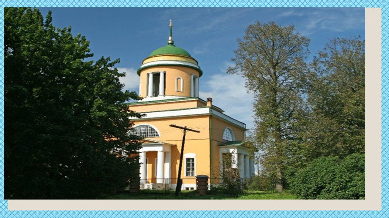 Bei 12 Kilometer von dem Dorf von Sergijew Possad ist Vozdvizhenskoe.