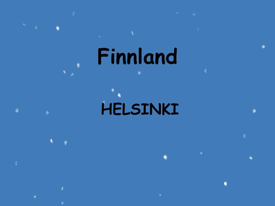 HELSINKI Finnland