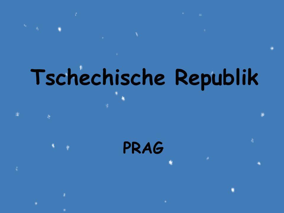 PRAG Tschechische Republik