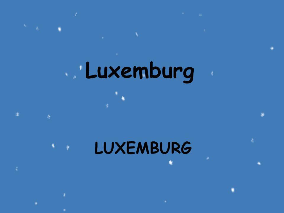 LUXEMBURG Luxemburg