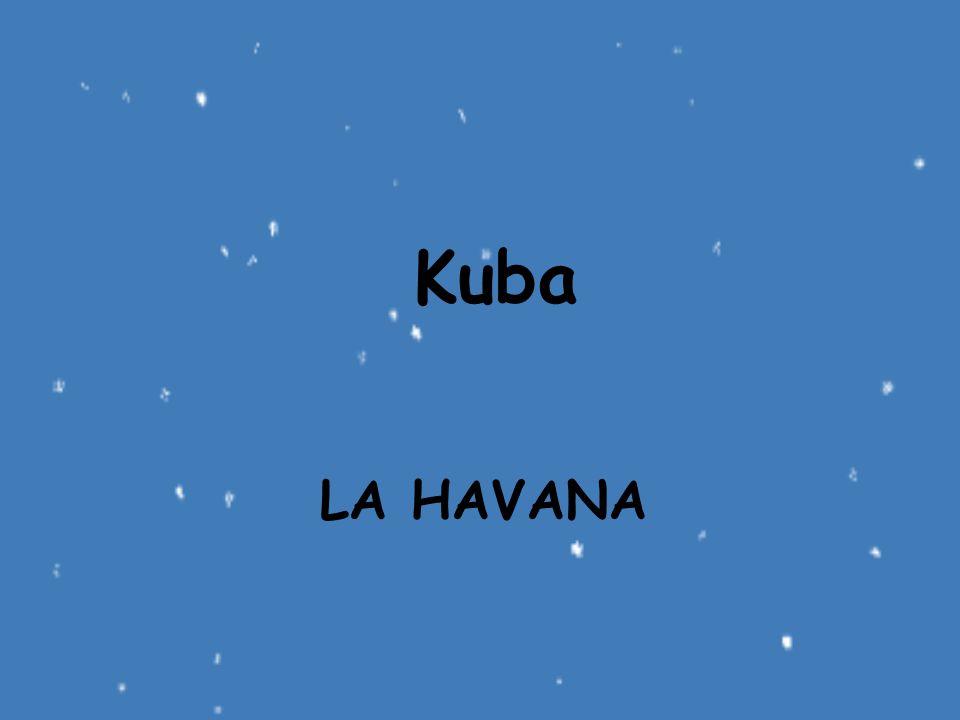 LA HAVANA Kuba