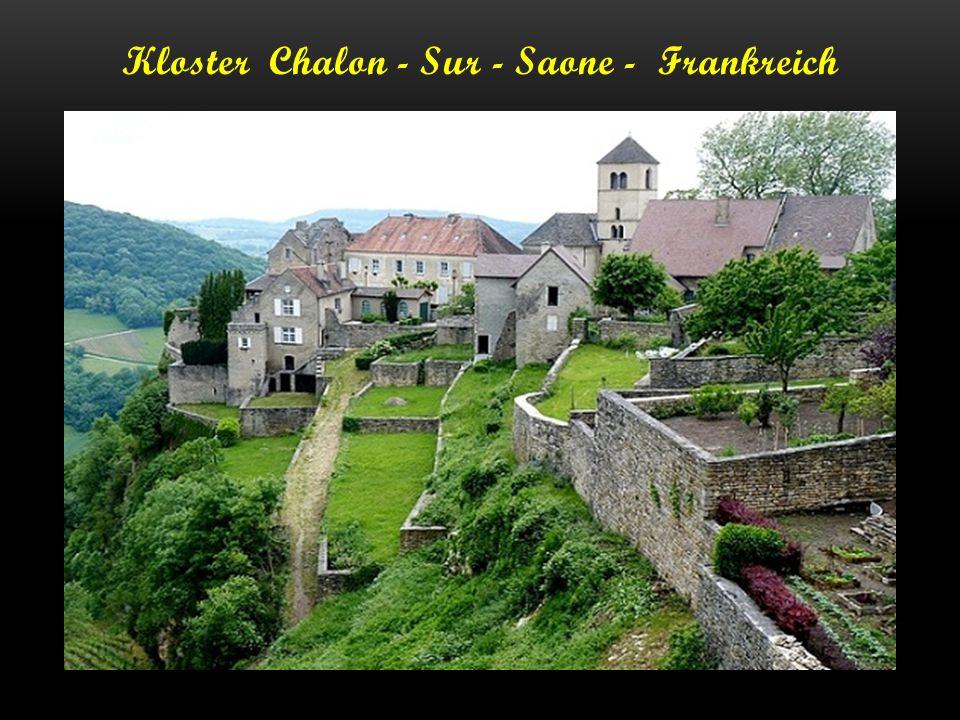 Kloster Chalon - Sur - Saone - Frankreich