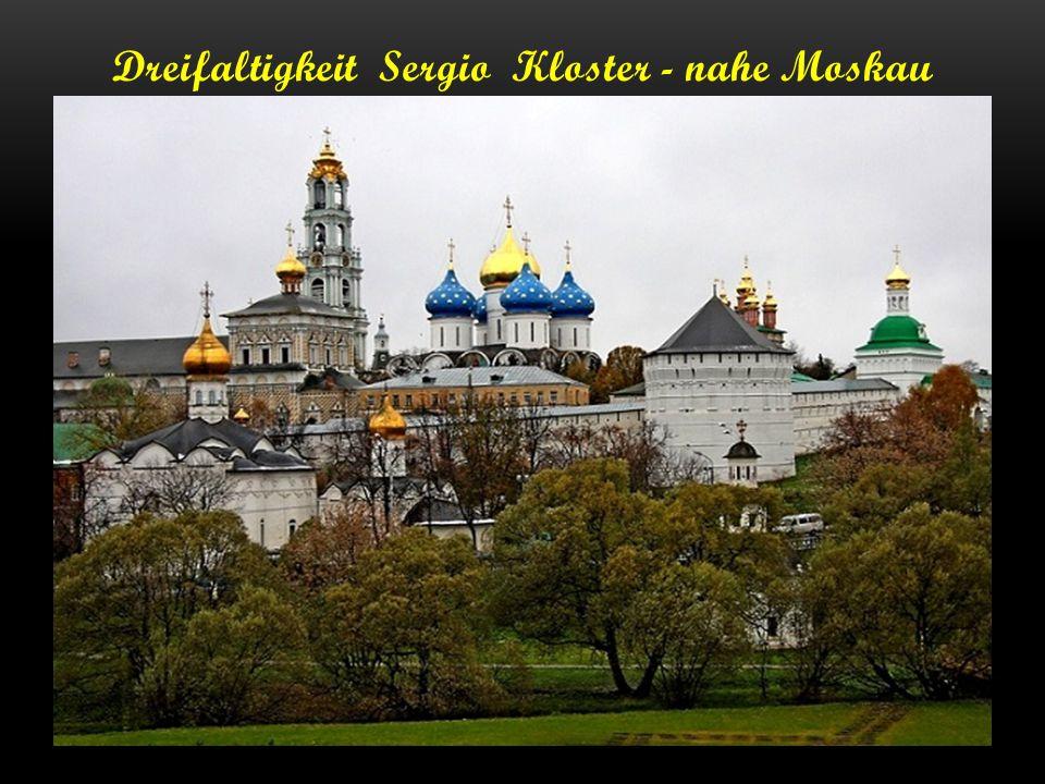 Dreifaltigkeit Sergio Kloster - nahe Moskau