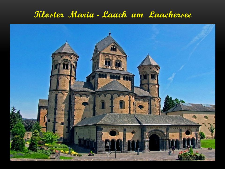 Kloster Maria - Laach am Laachersee