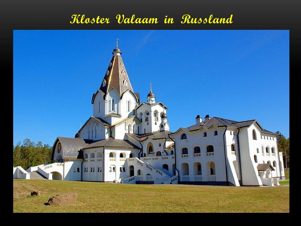 Kloster Valaam in Russland