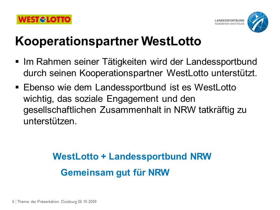7 | Thema der Präsentation, Duisburg 26.10.2009 Was ist Fundraising.