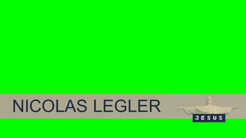 Background NICOLAS LEGLER