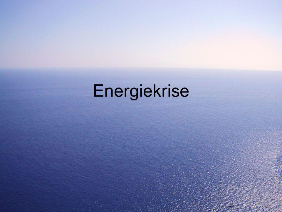 Energiekrise