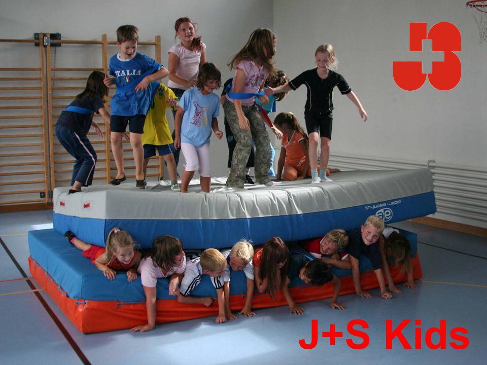1 Bundesamt für Sport Jugend+Sport J+S Kids