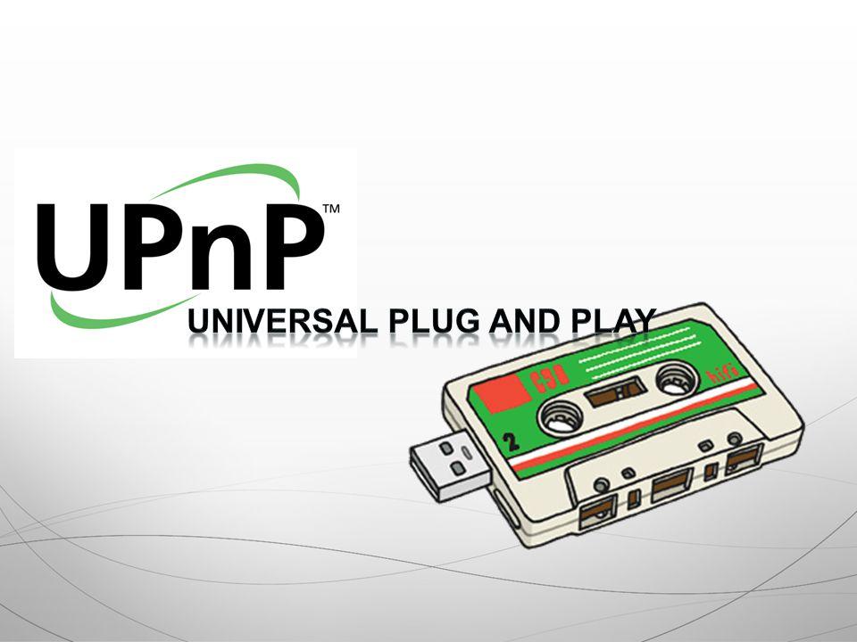 Was ist UPnP.