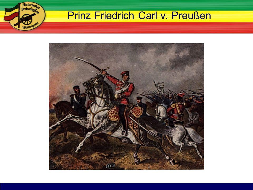 TitelPrinz Friedrich Carl v. Preußen