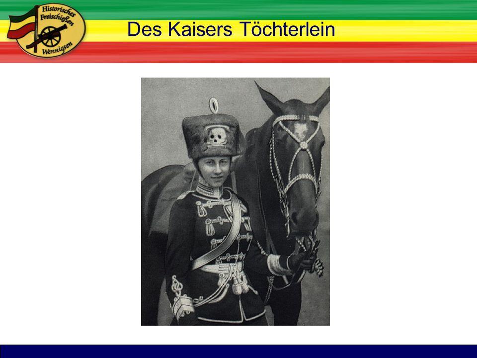 TitelDes Kaisers Töchterlein