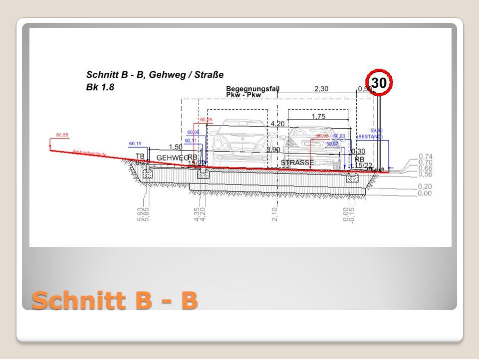Kanalbau Rückbau / Verpressung des bestehenden Mischwasserkanals Neubau Mischwasserkanal und Herstellung neuer Hausanschlüsse Ableitung des Oberflächenwassers der Verkehrsflächen