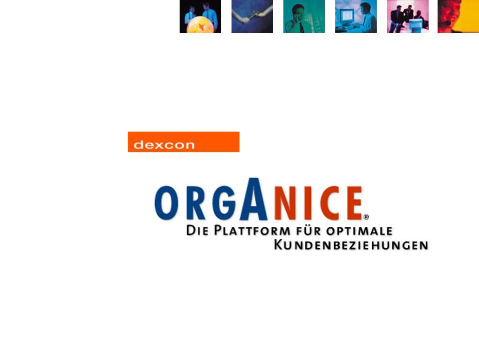 orgAnice Pi Schulung 2002-12- 12/13 Konfiguration von orgAnice Pi (1) 32 Neue Tabelle Lookup-Listen gegen editierbare Lookup-Listen austauschen