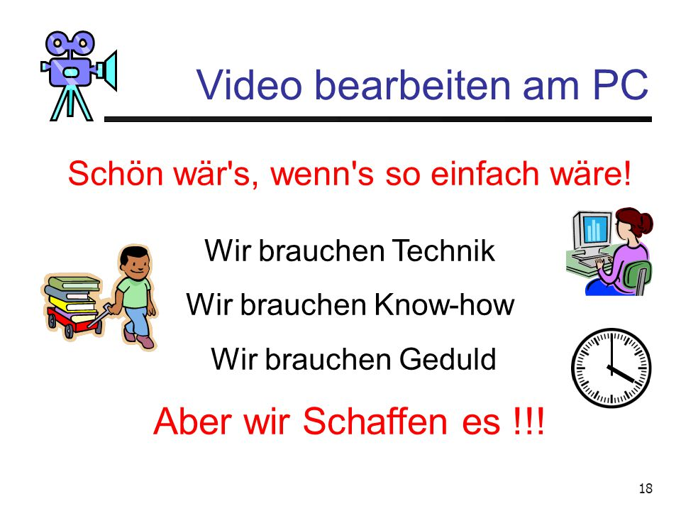 17 Video bearbeiten am PC DVD-Recorder