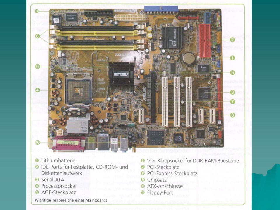 Prozessor  Rechenwerk (Rechen- u.