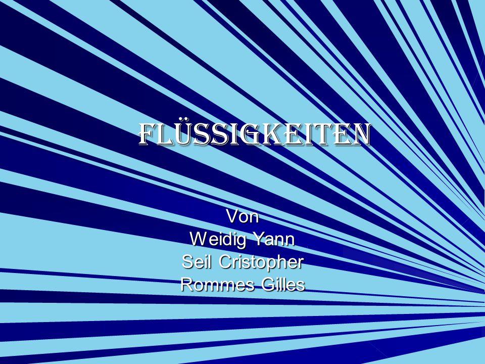 Flüssigkeiten Flüssigkeiten Von Weidig Yann Seil Cristopher Rommes Gilles