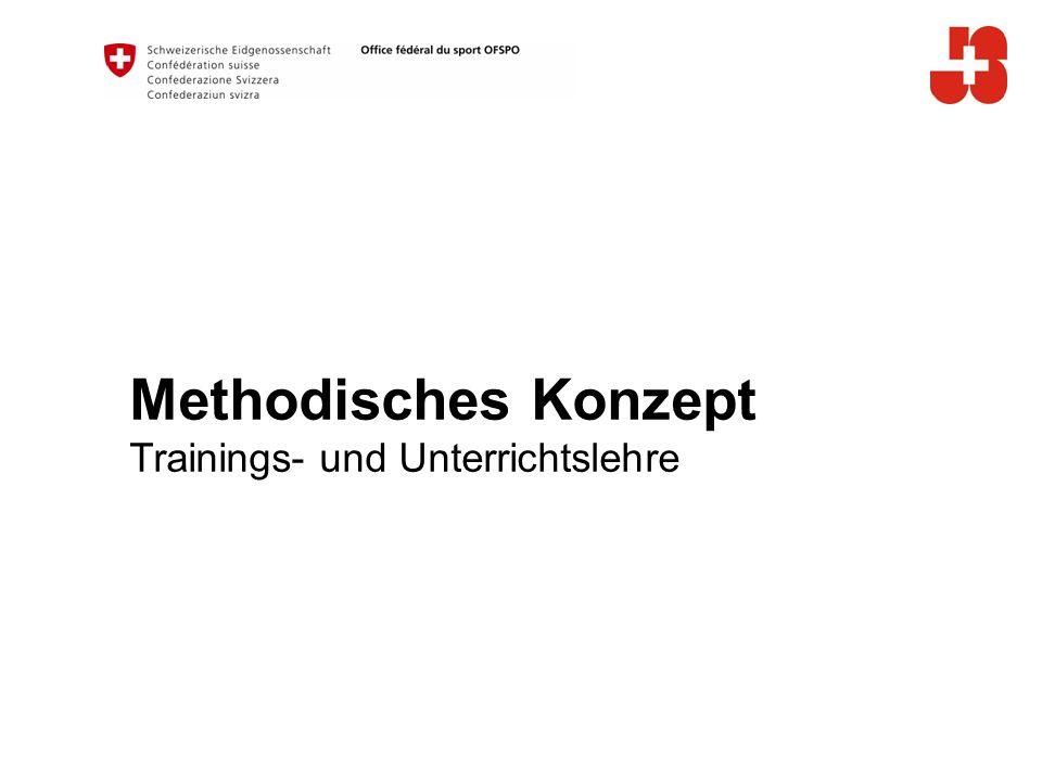 Methodisches Konzept Trainings- und Unterrichtslehre