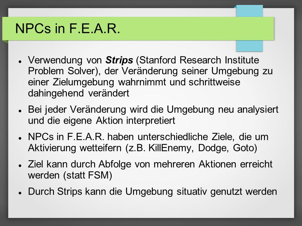 NPCs in F.E.A.R.