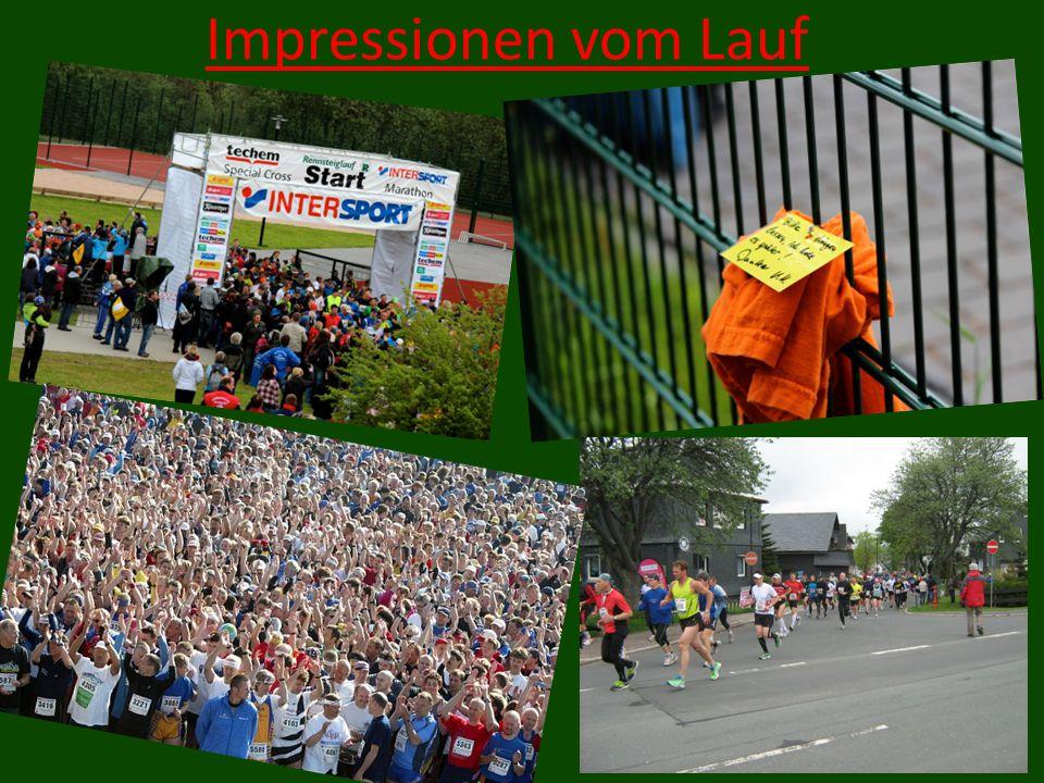 Impressionen vom Lauf