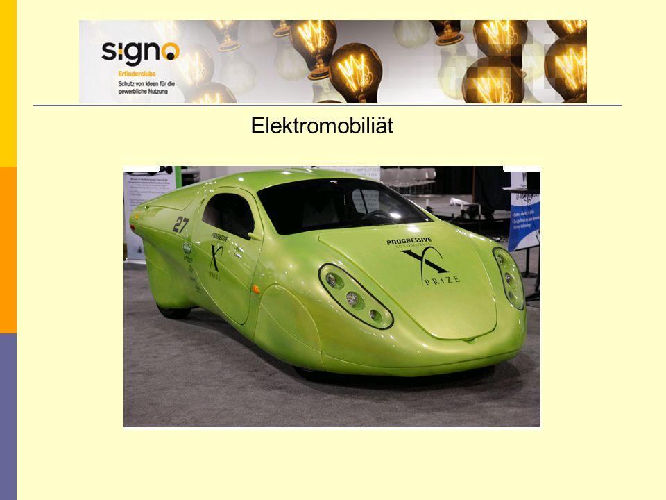 Elektromobiliät