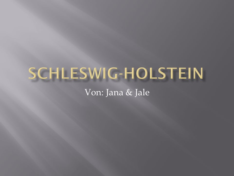 Von: Jana & Jale
