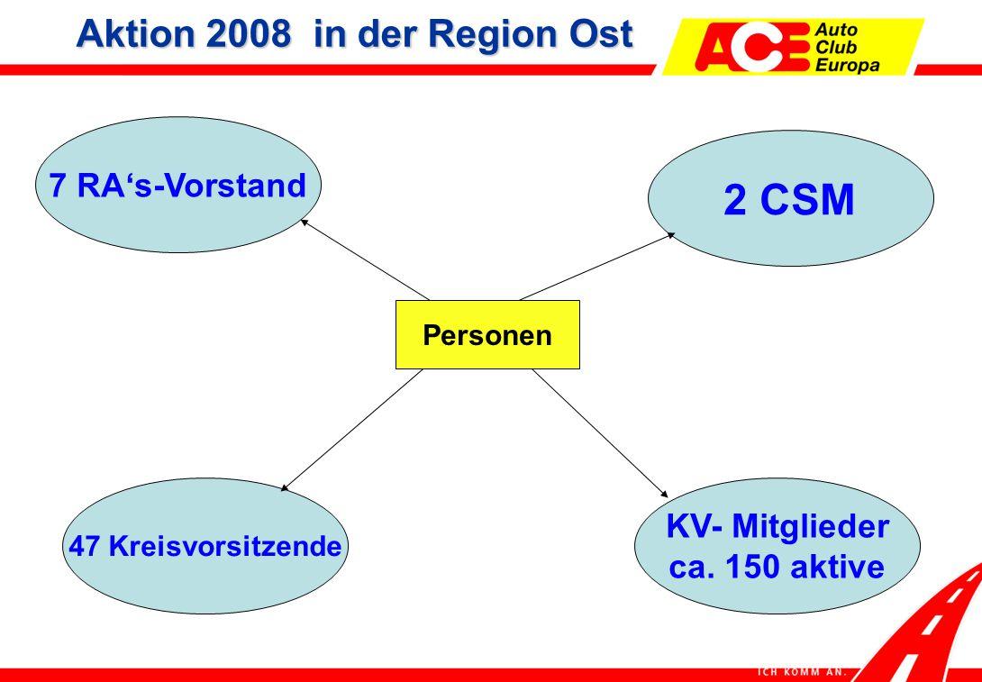 Personen 2 CSM KV- Mitglieder ca.