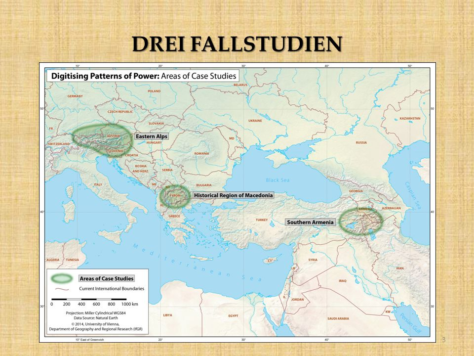 DREI FALLSTUDIEN 3