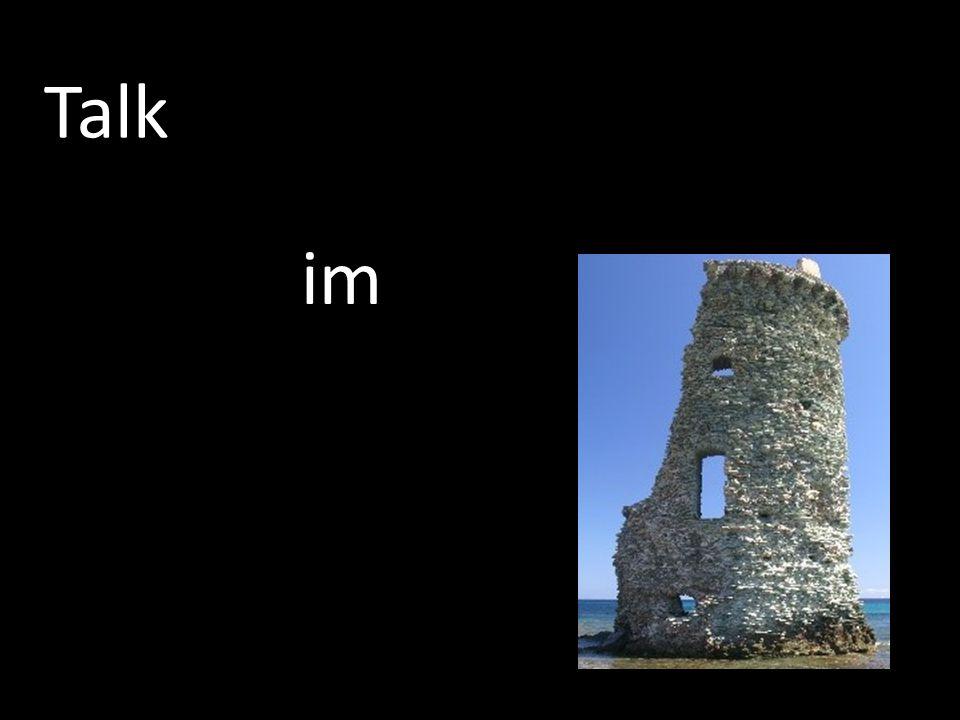 Talk im
