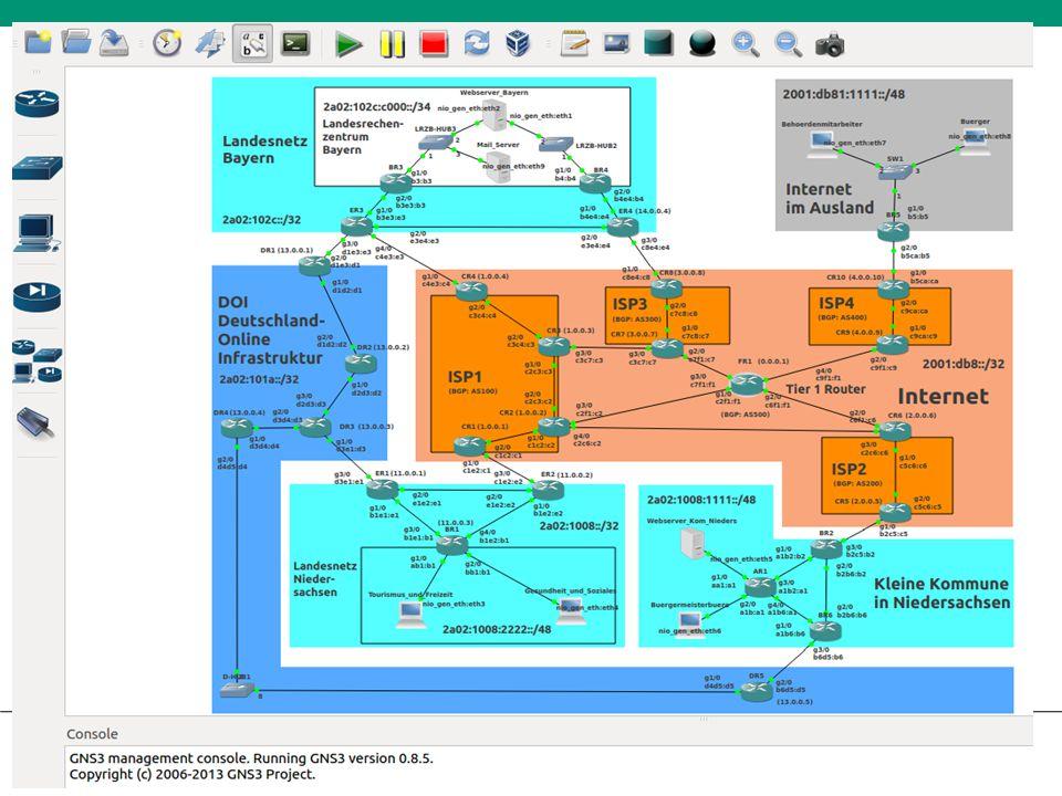 Szenario 1: Behörde-zu- Behörde via DOI: Hin- und Rückweg