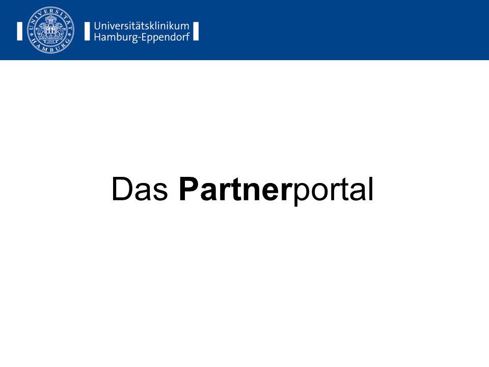 Das Partnerportal
