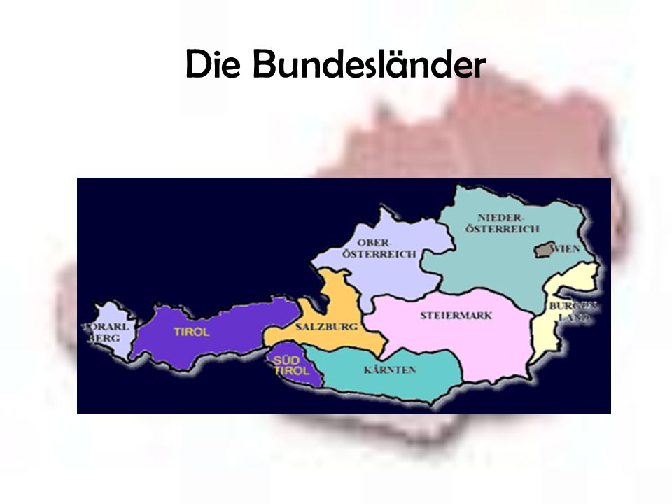 Die Bundesländer
