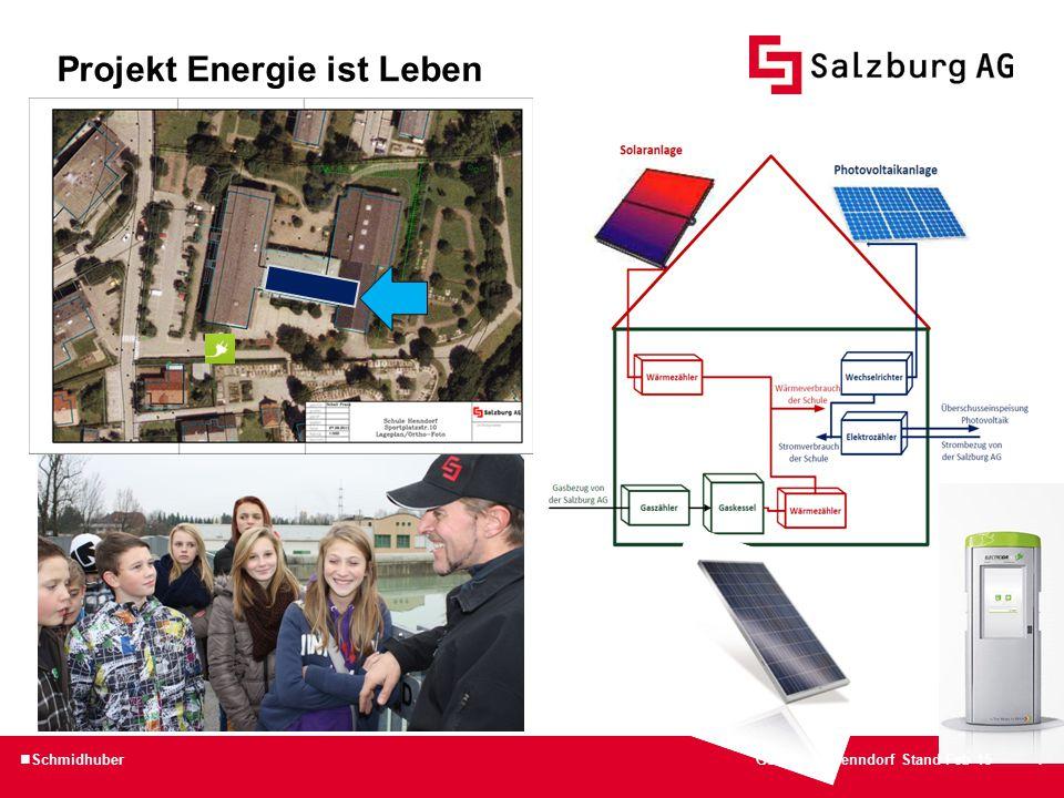 8 Projekt Energie ist Leben SchmidhuberGemeinde Henndorf Stand Feb 15