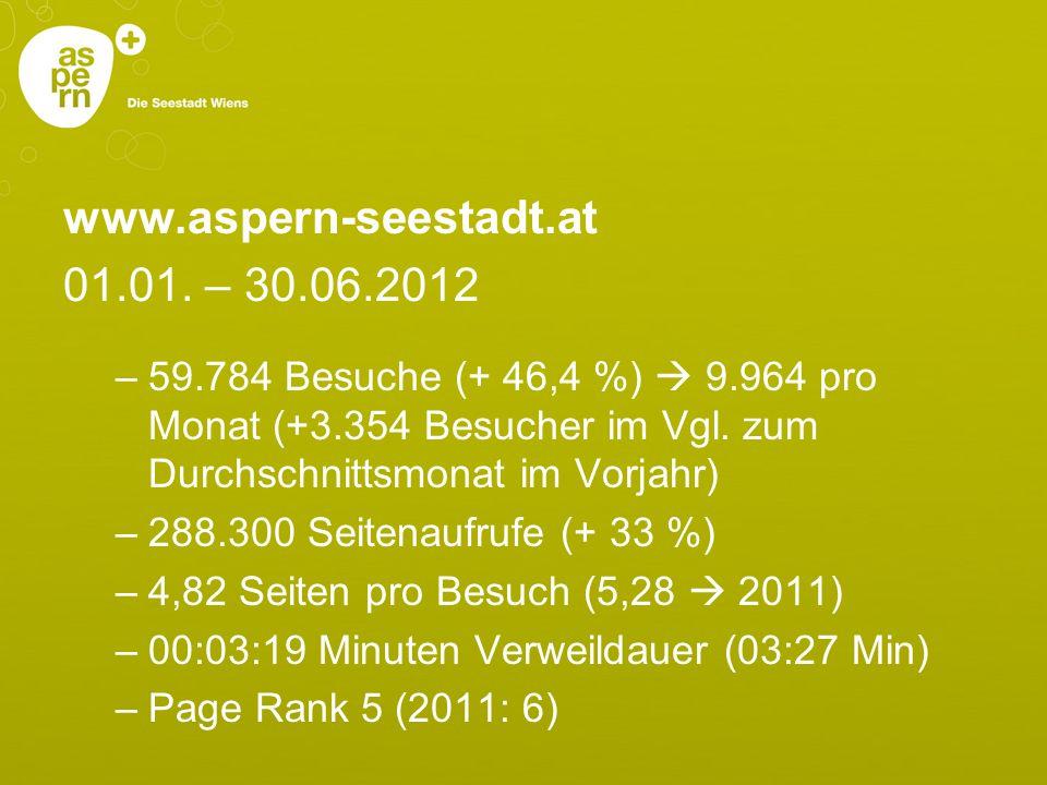 Peak aufgrund FLEDERHAUS- Eröffnung am 26.04.2012