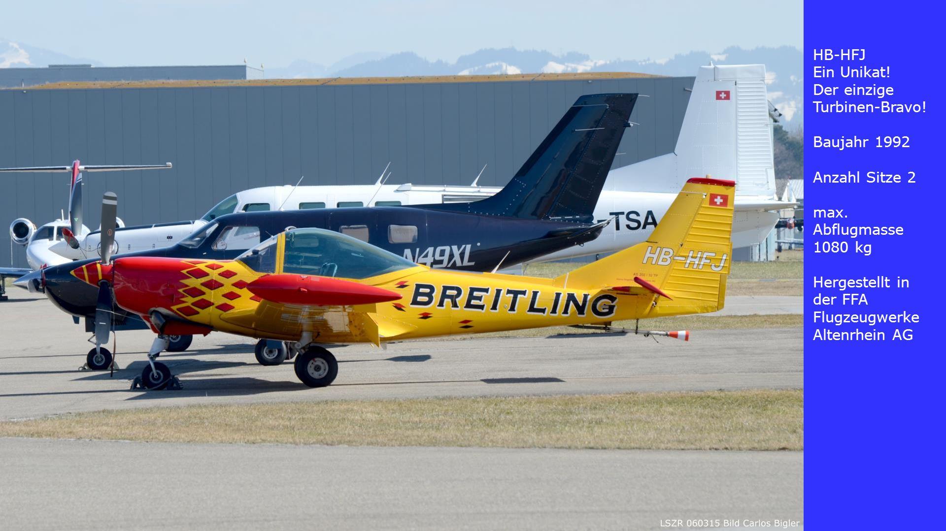 Gulfstream Aerospace G200 passt hier perfekt zur Altenrhein Aviation (siehe Gulfstream Anschrift am Bildrand links).