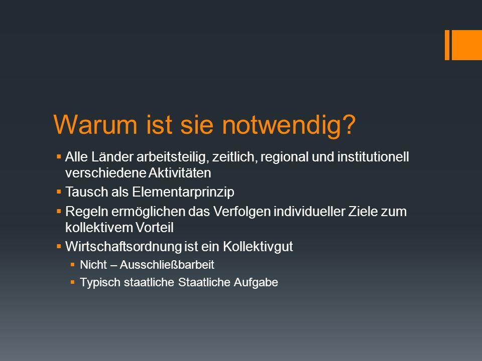 Literatur  Herder-Dorneich, Philipp: Wirtschaftsordnungen.