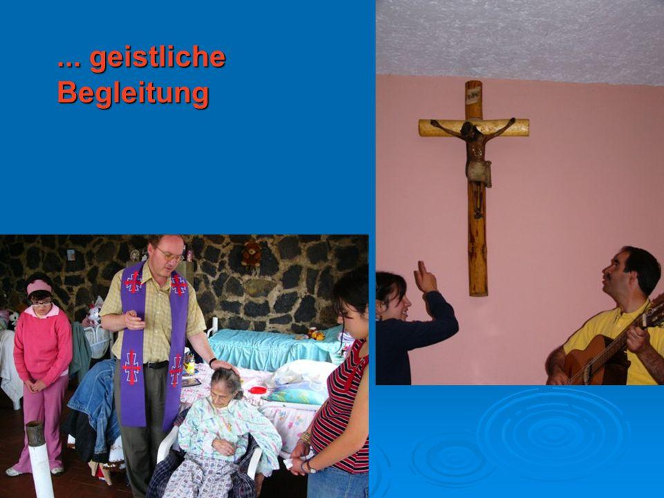 ... geistliche Begleitung