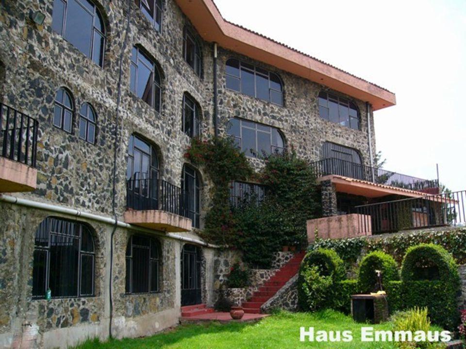 Einladung der Ortsbevölkerung im Haus Emmaus