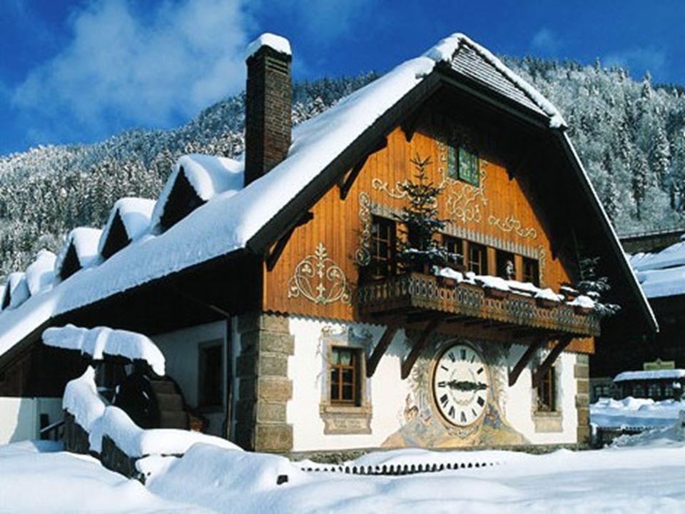 Schwarzwald Vor allem Touristen aus den USA suchen deutsche Idylle – und Kuckucksuhren – im Schwarzwaldkaufladen.