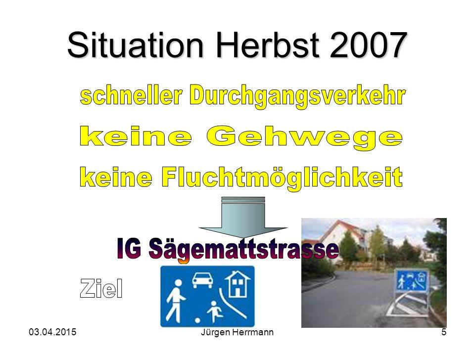 """03.04.2015Jürgen Herrmann6 Die Fraktionen Herbst 2007 """"Des losse mer so, di Altvordere hänn sich scho öbis däbi dengt! Unterstützung Sehr aktive und glaubwürdige Unterstützung!"""