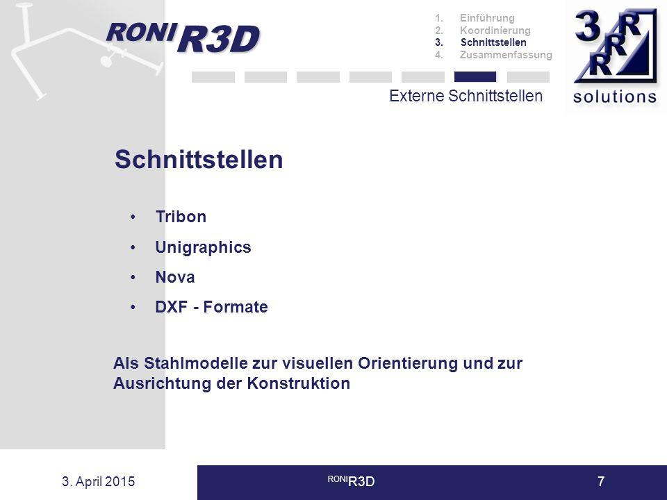 RONI R3D 3.