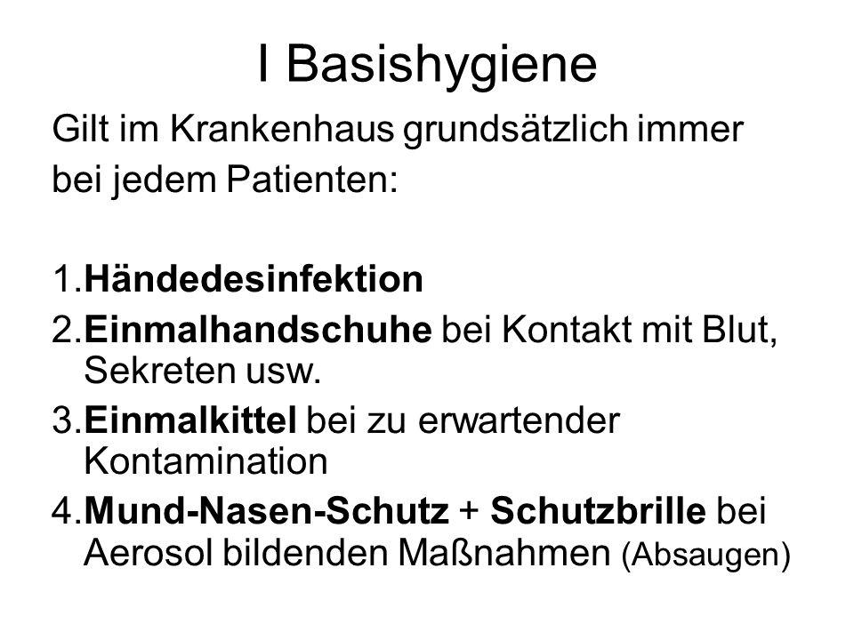 I Basishygiene 5.