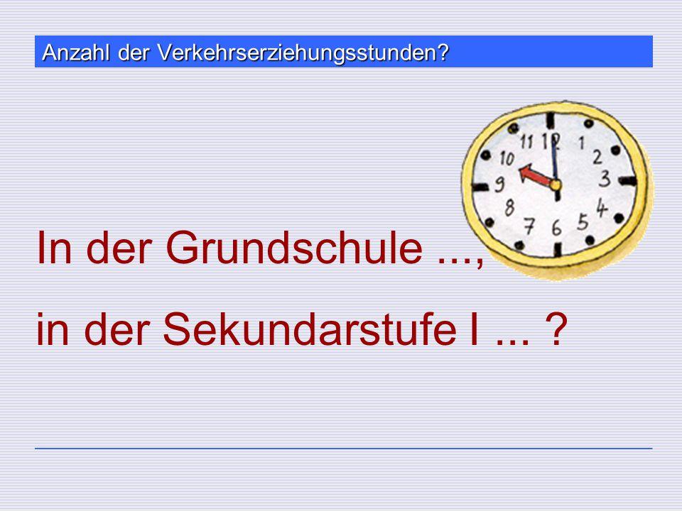 18Obleutetagung Verkehrserziehung, 17.06.2014, Christiane Joos Vielen Dank.